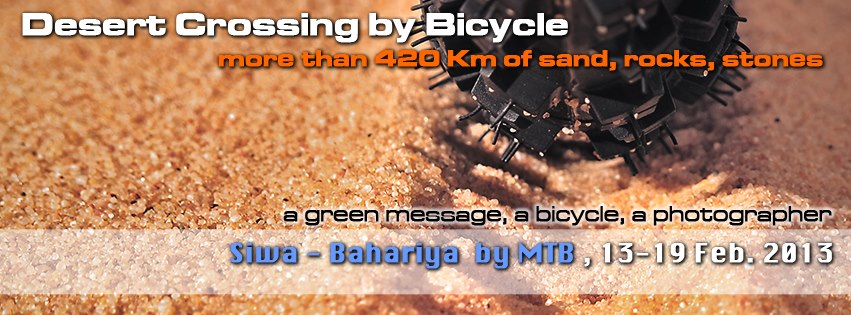 Desert Crossing by Bicycle