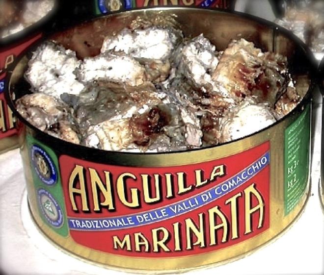 anguilla-marinata